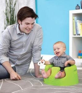 Cadeira bumbo baby como medida anti refluxo